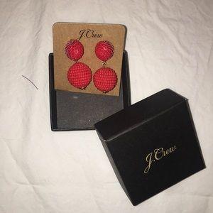 J.Crew dangle Earrings